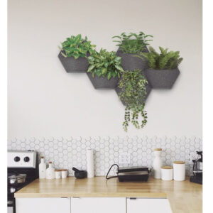 Plantas artificiales para la pared decorativas